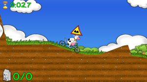 MooCross - crazy physics game for android